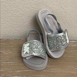 Michael Kors kids sandals